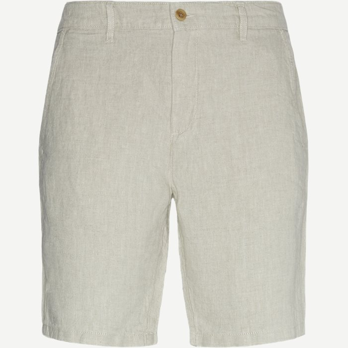 Shorts - Regular - Vit